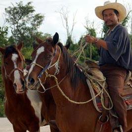 een Mexicaan - мексиканец