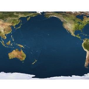มหาสมุทร - ένας ωκεανός