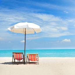 suatu pantai - плаж