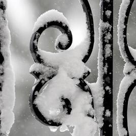 theluji yamwagika - sněžit